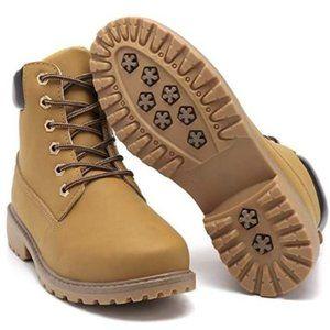 Work Boots Waterproof Combat Ankle 6-11